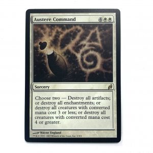 Austere Command Lorwyn mtg proxy magic the gathering tournament proxies GP FNM available
