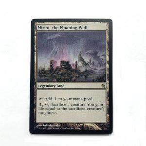 Miren, the Moaning Well Saviors of Kamigawa (SOK) mtg proxy magic the gathering tournament proxies GP FNM available
