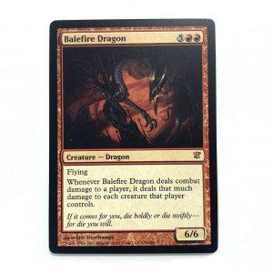 Balefire Dragon Innistrad mtg proxy magic the gathering tournament proxies GP FNM available