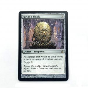 Pariah's Shield Ravnica: City of Guilds (RAV) mtg proxy magic the gathering tournament proxies GP FNM available