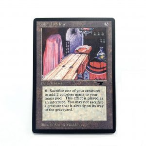 Ashnod's Altar Antiquities (ATQ) mtg proxy magic the gathering tournament proxies GP FNM available