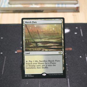 Marsh Flats Modern Horizon 2 MH2 mtg proxy for GP FNM magic the gathering tournament proxies