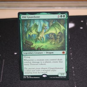 Old Gnawbone Adventures in the Forgotten Realms (AFR) mtg proxy for GP FNM magic the gathering tournament proxies