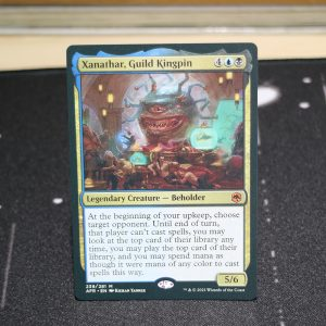 Xanathar, Guild Kingpin Adventures in the Forgotten Realms (AFR) mtg proxy for GP FNM magic the gathering tournament proxies