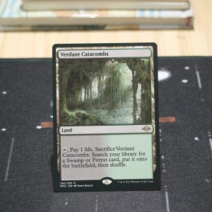 Verdant Catacombs Modern Horizon 2 MH2 mtg proxy for GP FNM magic the gathering tournament proxies