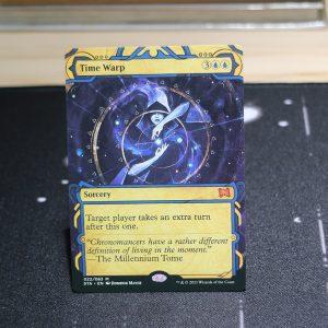 Time Warp Strixhaven Mystical Archive (STA) English mtg proxy for GP FNM magic the gathering tournament proxies