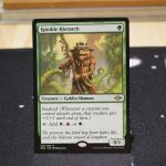 Ignoble Hierarch Innistrad: Midnight Hunt (MID) mtg proxy for GP FNM magic the gathering tournament proxies