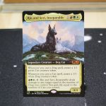 Rin and Seri, Inseparable core set 2021 M21 mtg proxy for GP FNM magic the gathering tournament proxies