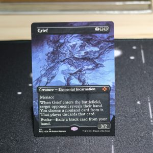 Grief extended art Modern Horizon 2 MH2 mtg proxy for GP FNM magic the gathering tournament proxies