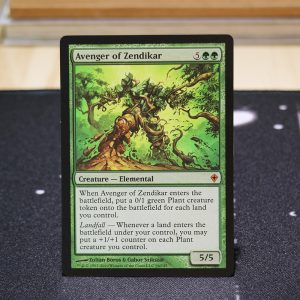 Avenger of Zendikar worldwake (WWK) mtg proxy for GP FNM magic the gathering tournament proxies