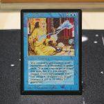 Control Magic B Limited Edition Beta (LEB) mtg proxy for GP FNM magic the gathering tournament proxies