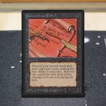 Contract from Below B Limited Edition Beta (LEB) mtg proxy for GP FNM magic the gathering tournament proxies