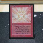 Mana Flare B Limited Edition Beta (LEB) mtg proxy for GP FNM magic the gathering tournament proxies