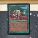 Timber Wolves B Limited Edition Beta (LEB) mtg proxy for GP FNM magic the gathering tournament proxies