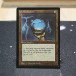 Icy Manipulator B Limited Edition Beta (LEB) mtg proxy for GP FNM magic the gathering tournament proxies