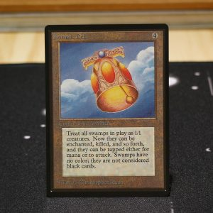 Kormus Bell B Limited Edition Beta (LEB) mtg proxy for GP FNM magic the gathering tournament proxies