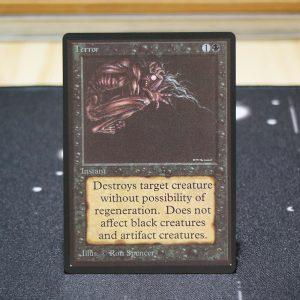 Terror B Limited Edition Beta (LEB) mtg proxy for GP FNM magic the gathering tournament proxies