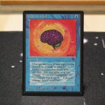 Sleight of Mind B Limited Edition Beta (LEB) mtg proxy for GP FNM magic the gathering tournament proxies