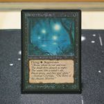 Will-o'-the-Wisp B Limited Edition Beta (LEB) mtg proxy for GP FNM magic the gathering tournament proxies