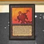 Nether Shadow B Limited Edition Beta (LEB) mtg proxy for GP FNM magic the gathering tournament proxies