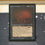 Demonic Hordes B Limited Edition Beta (LEB) mtg proxy for GP FNM magic the gathering tournament proxies
