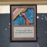 Forcefield B Limited Edition Beta (LEB) mtg proxy for GP FNM magic the gathering tournament proxies