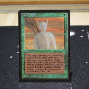 Camouflage B Limited Edition Beta (LEB) mtg proxy for GP FNM magic the gathering tournament proxies