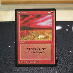 Flashfires B Limited Edition Beta (LEB) mtg proxy for GP FNM magic the gathering tournament proxies